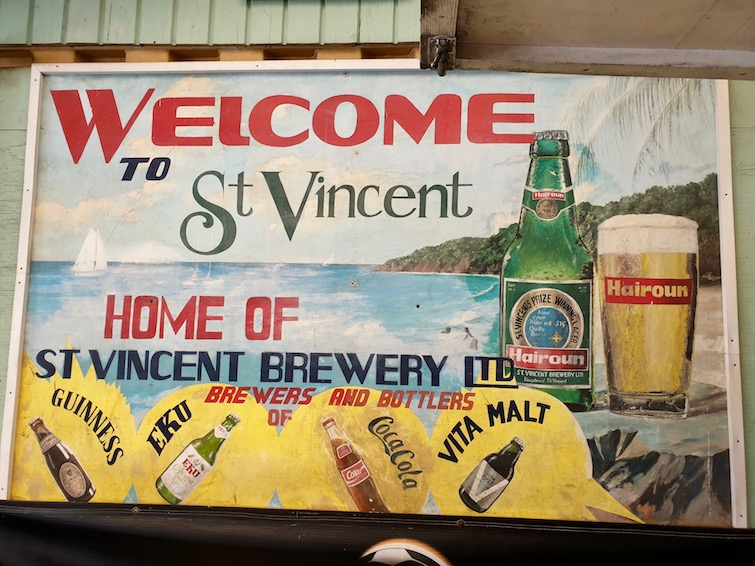 Welcome To St Vincent - Home of St Vincent Brewery Ltd.