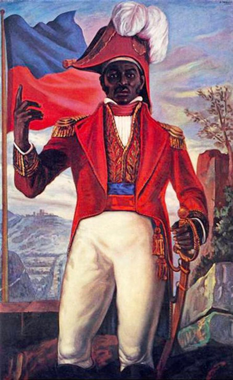 Jean-Jacques Dessalines, First ruler of Haiti. Photo Credit: © Public Domain via Wikimedia Commons.